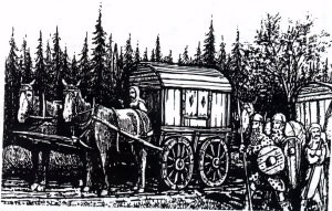 Overland Carriage